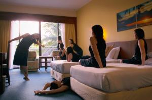 Hotel room clones