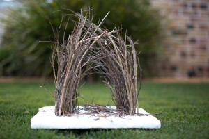 Homemade bower