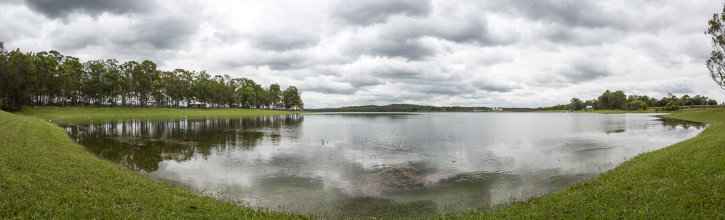 north pine dam, samsonvale