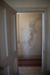 Barwon Park Mansion cracks