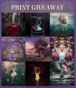 Hayley Roberts Print Giveaway