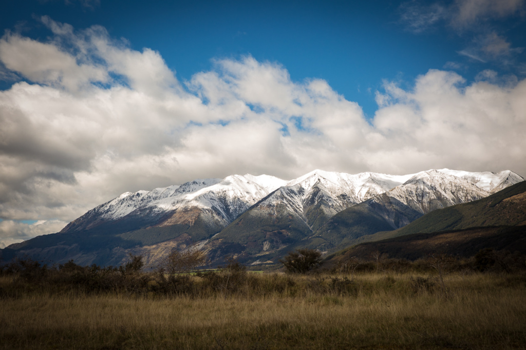 mountains, snow, new zealand, arthur's pass, south island